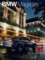 BMW Magazin X6
