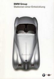 Geschichte der Marke BMW (Bildband)