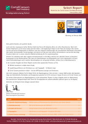 Cortal Consors - Select Report