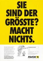 Consumer ad / Agency: AGW